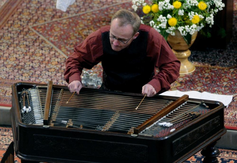 Jan Rokyta op cimbalom