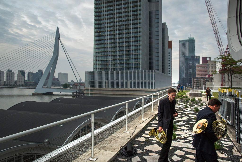 Rotterdamse Dakendagen 2017 Sinfonia Rotterdam
