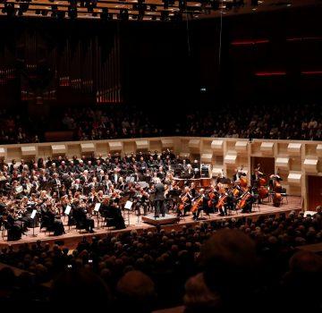 Sinfonia Rotterdam de Doelen © Bas Czerwinski